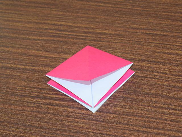 ⑤小さい正方形